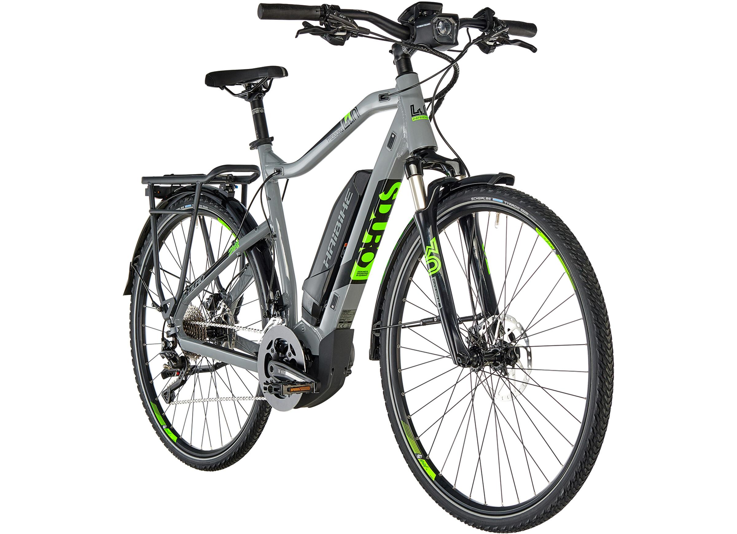 796e3d406aa92b ▷ HAIBIKE SDURO Trekking 4.0 Herren grau schwarz grün online bei ...